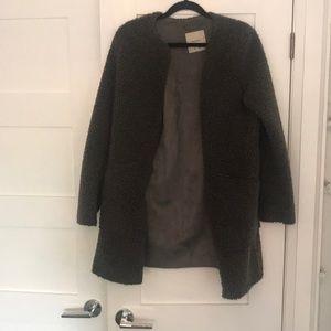 Pull & Bear wool cardigan/jacket